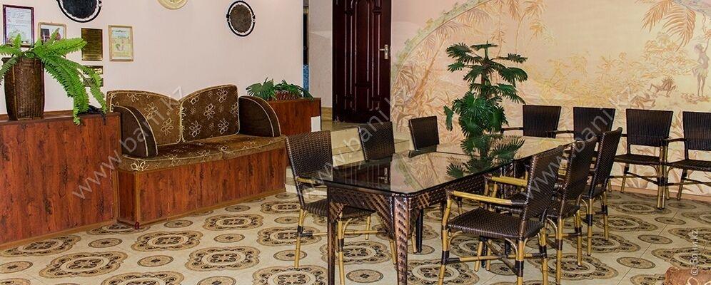 Сауна «Тропикана» в комплексе Cairo – фото 4