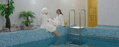 Финская баня «Gold star»