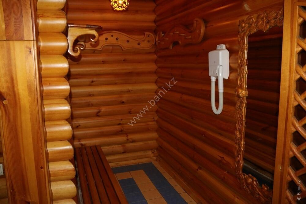 Финская баня «Gold star» – Фото сауны – фото 2