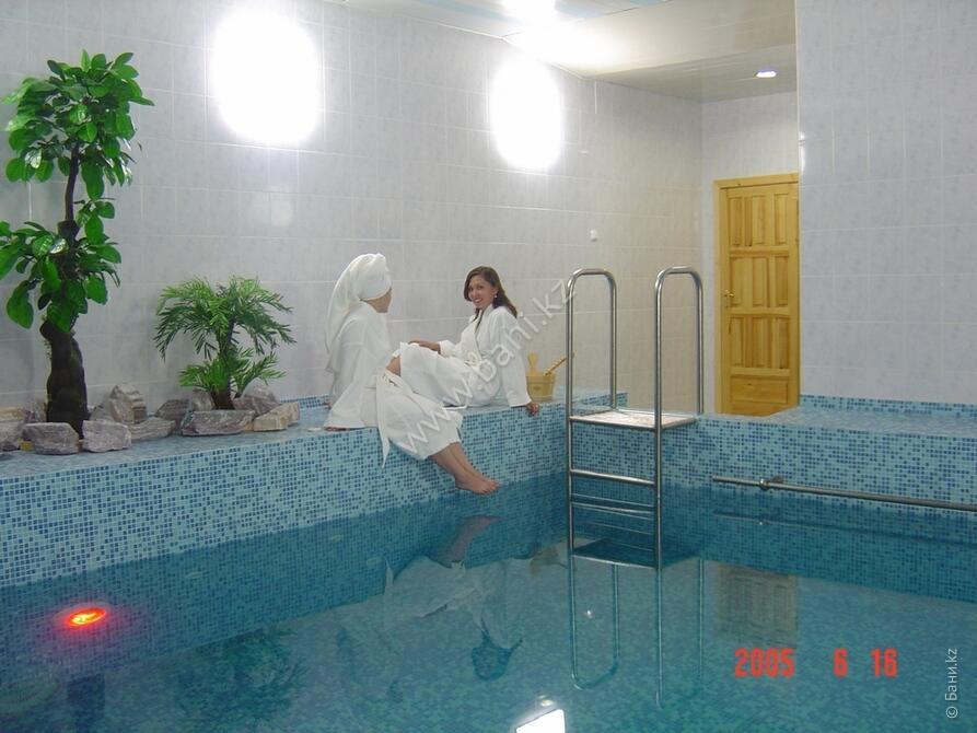 Финская баня «Gold star» – Фото сауны – фото 4