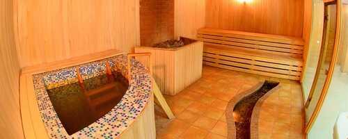 Сауны «Русская баня» в комплексе Cairo – фото 3