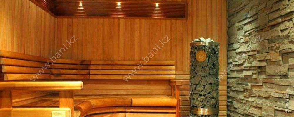 Финская сауна в комплексе «Баня на Маяковского»