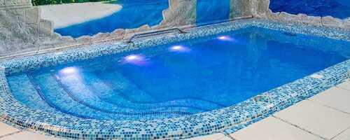 Сауна с бассейном в комплексе «Агидель»