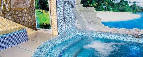 Сауна с бассейном в комплексе «Агидель» – фото 6
