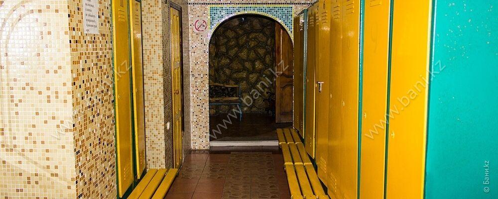 Общая баня в комплексе «Агидель» – фото 2