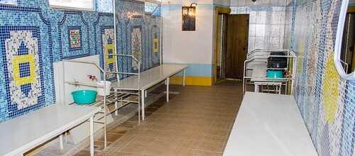 Общая баня в комплексе «Агидель» – фото 3