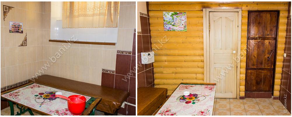Маленькая семейная сауна в комплексе «Агидель» – фото 3