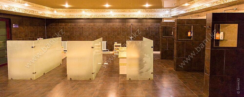 Мужское отделение в банном комплексе «888»