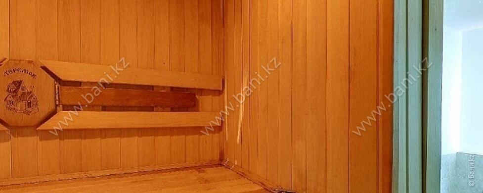 Баня «Синяя борода» в комплексе «Теремок» – Фото сауны Синяя борода