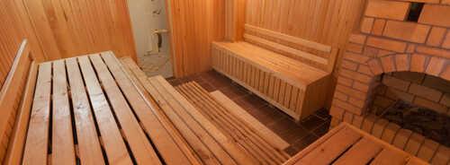 Баня «Сакура» в комплексе «Золотой Фазан»