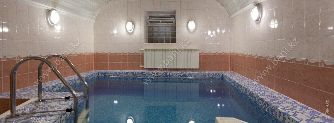 Сауна «Финская-2» в комплексе Caesar Club на Айтеке би – фото 5