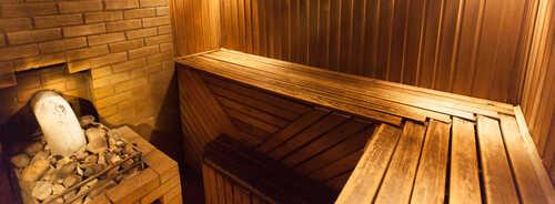 Малая баня в комплексе «Хуторок» – фото 6