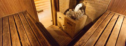 Малая баня в комплексе «Хуторок» – фото 2