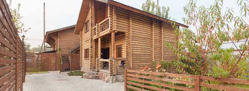 Малая баня в комплексе «Хуторок»