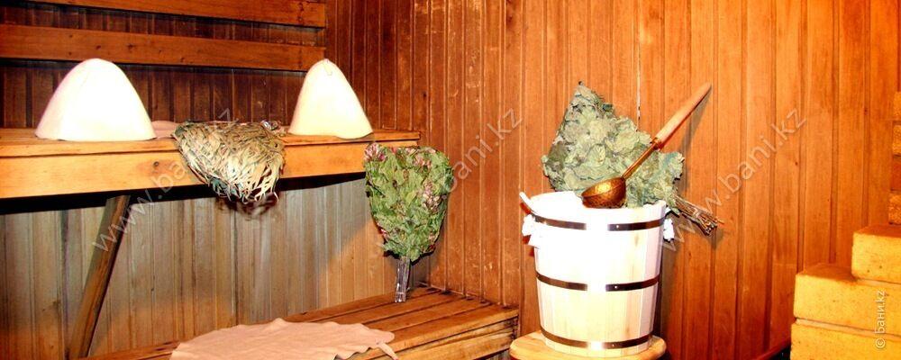 Финская сауна с джакузи в комплексе «Орловские бани» – фото 3