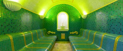Сауна «VIP в римском стиле» в комплексе Caesar Club на Айтеке би – фото 4