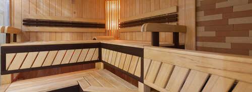 Сауна «VIP в римском стиле» в комплексе Caesar Club на Айтеке би – фото 6