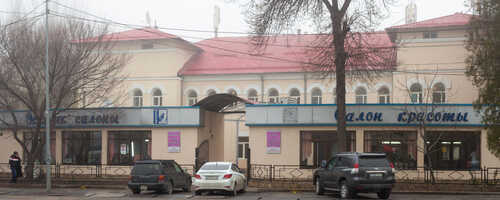 «Рахат-ай» в комплексе Макенов