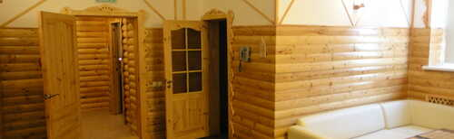 Пятиместная сауна в комплексе «Теремок» – фото 2