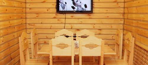 Шестиместная сауна в комплексе «Теремок» – фото 2