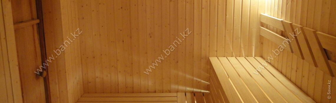 Шестиместная сауна в комплексе «Теремок» – фото 4