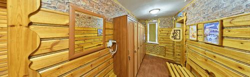 Шестиместная сауна в комплексе «Теремок» – фото 5