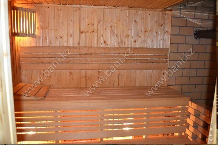 Сауна на 6 персон в гостевом доме «Избушка» – Сауна на 6 персон – фото 5