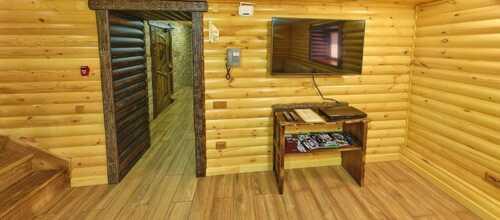 Сауна на 7 персон  в гостевом доме «Избушка» – фото 2