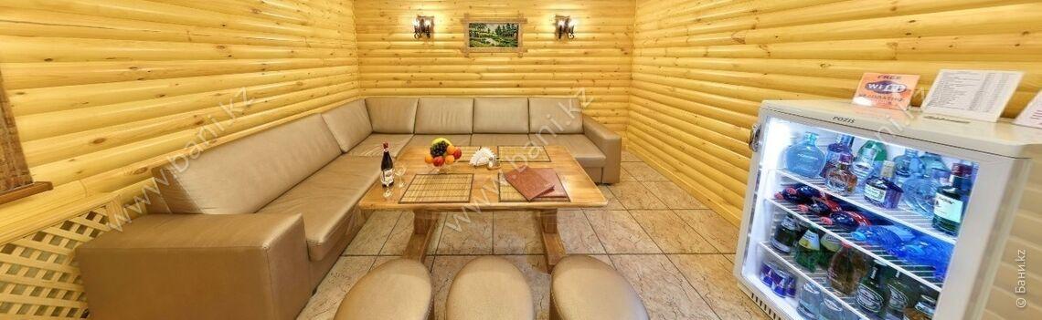 Первая сауна на 8 персон в гостевом доме «Избушка» – фото 2
