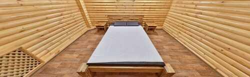 Первая сауна на 8 персон в гостевом доме «Избушка» – фото 5