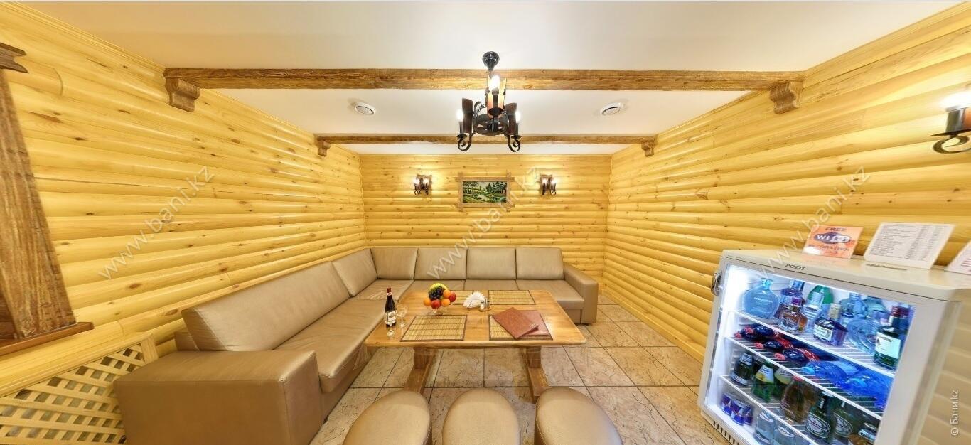 Первая сауна на 8 персон в гостевом доме «Избушка» – Первая сауна на 8 персон