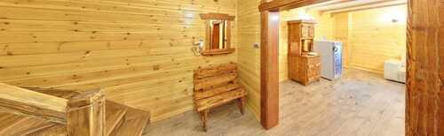 Вторая сауна на 8 персон в гостевом доме «Избушка» – фото 8