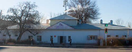 Большая баня «Туркестанская»