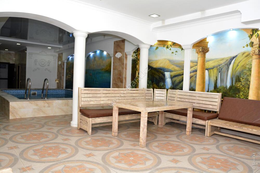 Сауны «Византия» в развлекательном комплексе «Халиф» – Сауна Византия – фото 5