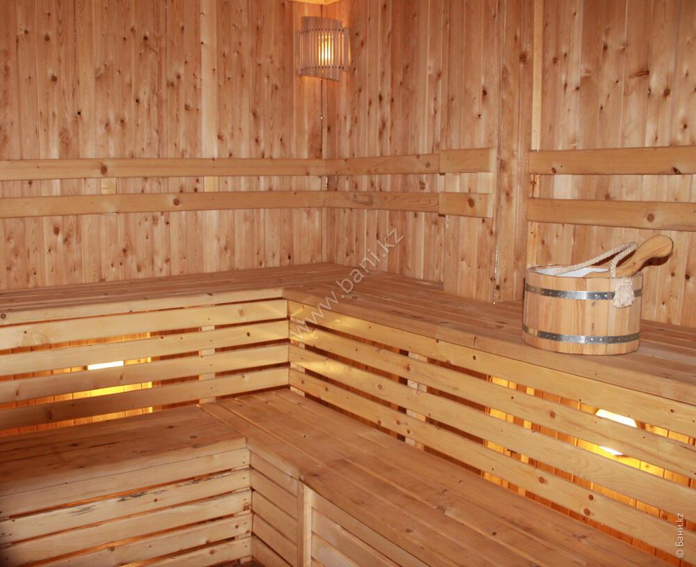 Малая баня гостевого дома Verona – Интерьер