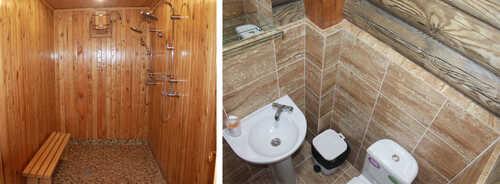 Большая баня гостевого дома Verona – фото 5