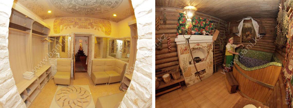Русская баня в комплексе Fata Morgana – фото 6