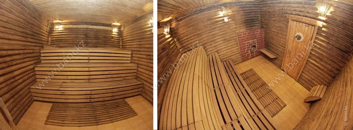 Русская баня в комплексе Fata Morgana – фото 5
