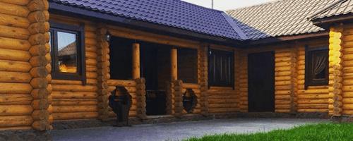 Семейный банный комплекс «Теремок»