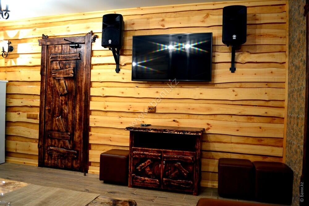 Пятиместная сауна в комплексе «Хуторок» – Пятиместная сауна на дровах – фото 8