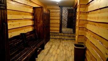 Хуторок – Семиместная сауна №1 на дровах