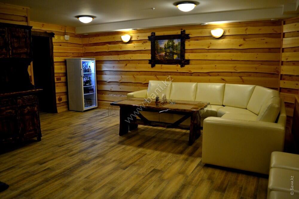 Шестиместная сауна в комплексе «Хуторок» – Семиместная сауна №1 на дровах – фото 2