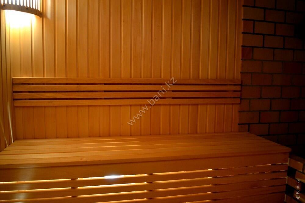 Семиместная сауна № 2 в комплексе «Хуторок» – Шестиместная сауна на дровах – фото 7