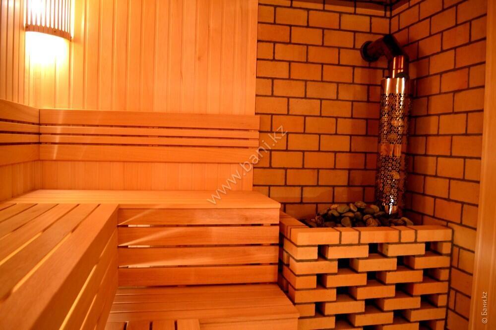 VIP сауна на 12-20 персон в комплексе «Хуторок» – VIP сауна на дровах – фото 4