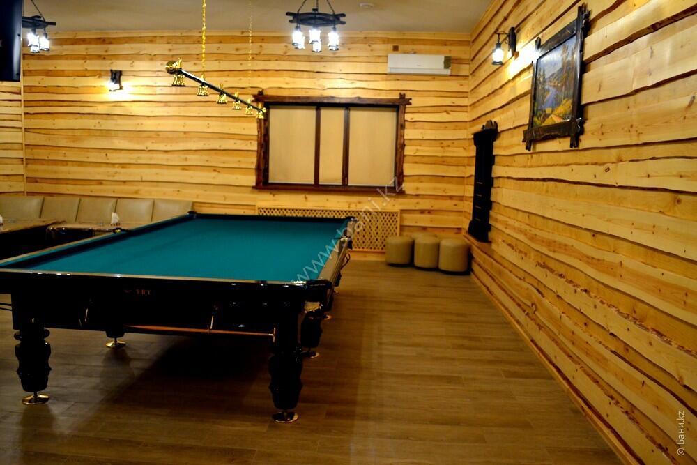 VIP сауна на 12-20 персон в комплексе «Хуторок» – VIP сауна на дровах – фото 10