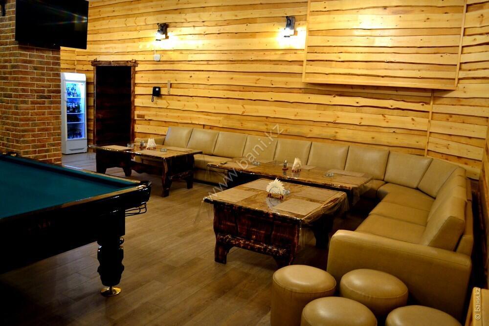 VIP сауна на 12-20 персон в комплексе «Хуторок» – VIP сауна на дровах – фото 11