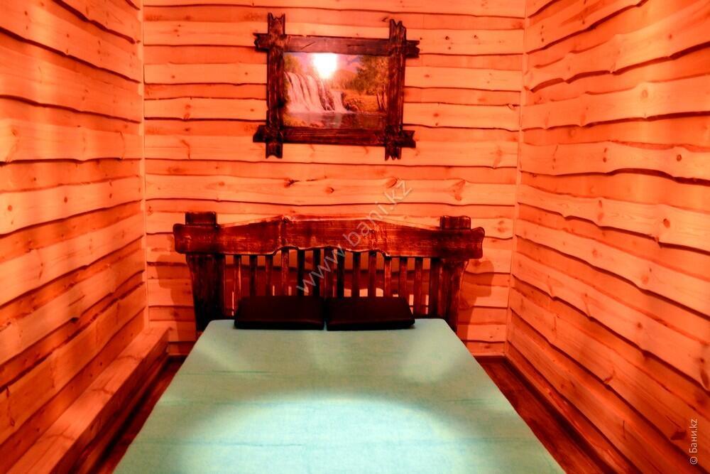 VIP сауна на 12-20 персон в комплексе «Хуторок» – VIP сауна на дровах – фото 13