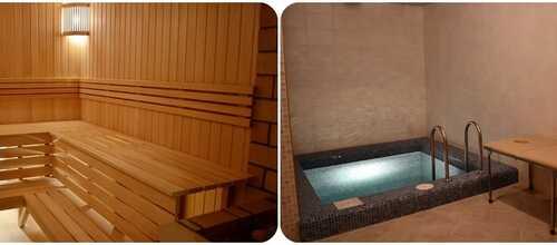 Пятиместная сауна в комплексе «Хуторок» – фото 2