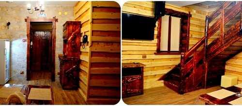 Семиместная сауна № 2 в комплексе «Хуторок»