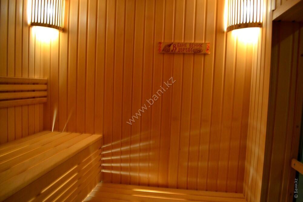Восьмиместная сауна на дровах Хуторок – Восьмиместная сауна на дровах – фото 6